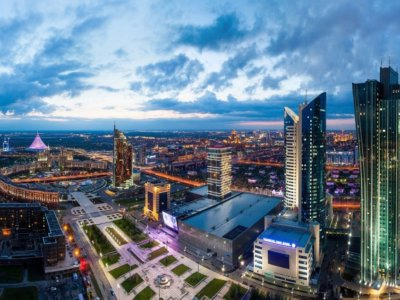 Kazachstán 2020